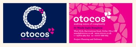 Otocos Business card
